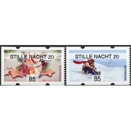 AUSTRIA (2020). Galletas de Navidad y paseo en trineo (Invierno 2020) - STILLE NACHT 20. ATMs nuevos (85)