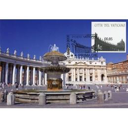 VATICANO (2008). Basílica y...