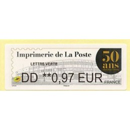 FRANCE (2020). Imprimerie...
