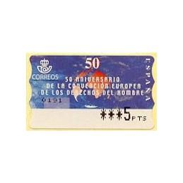 SPAIN (2000). 50. 50...
