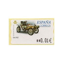ESPAÑA (2001). 62E. De Dion...