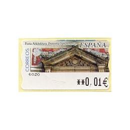ESPAÑA (2002). 81. Posta...