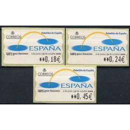 SPAIN (2001). 44. EXPO 2000...