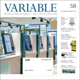 VARIABLE 58 - October 2020...