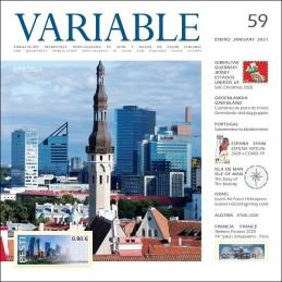 VARIABLE 59 - Enero 2021 (Leer nota acerca del envío gratis)