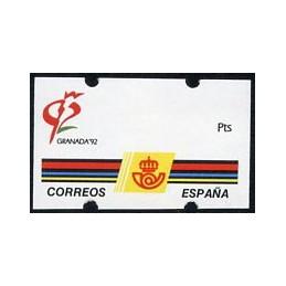 SPAIN (1992). 3. GRANADA...