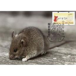 TAIWÁN (2020). Money Rat -...