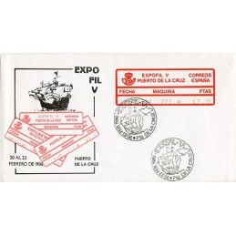 ESPAÑA (1986). 03. EXPOFIL...