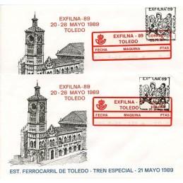SPAIN (1989). 19 - EXFILNA...