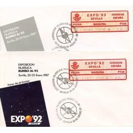 SPAIN (1987). 06. EXPO'92...