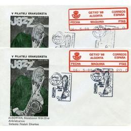 SPAIN (1988). 15. GETXO'...