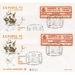 SPAIN (1987). 07. EXPOFIL...