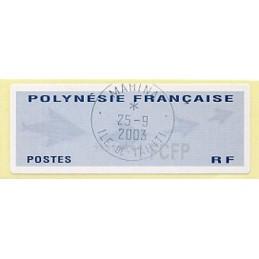 FRENCH POLYNESIA (2003)....