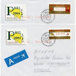 BÉLGICA (2004). PHILEURO...