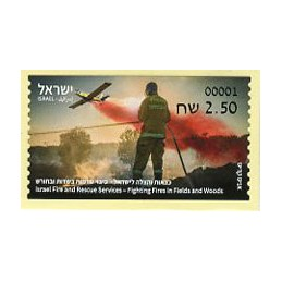 ISRAEL (2021). Fire and...