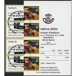 ANDORRA (2021). Museu...