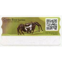 COSTA RICA (2020).  Araña...