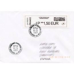 ANDORRA (French Post)...