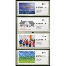 IRELAND (2020). Stamps 2019...