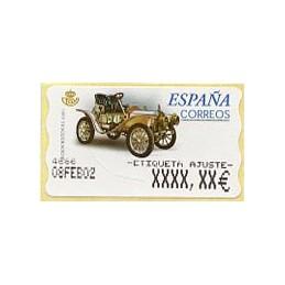 SPAIN (2001). 62E. De Dion...