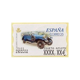 SPAIN (2001). 61E. Rolls...
