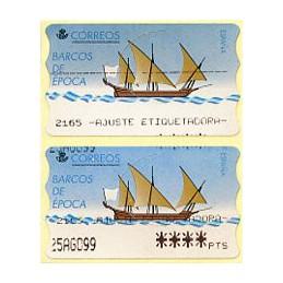 SPAIN (1998). 20. Barcos de...