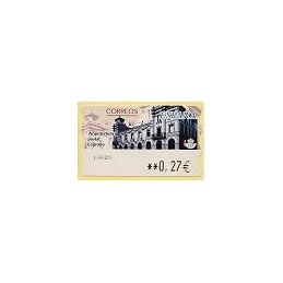 ESPAÑA. 77. Arq. postal - Logroño. LF-5E. ATM nuevo (0,27)