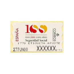 SPAIN (2000). 41. 1900...