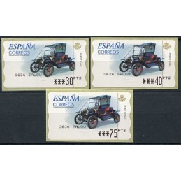 SPAIN (2001). 58. FORD T...