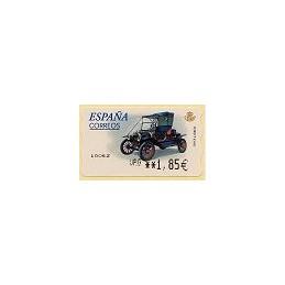ESPAÑA. 58E. Ford T. LF-5E. ATM nuevo (URG 1,85)