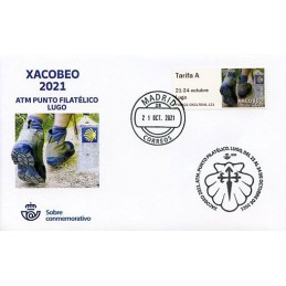 SPAIN (2021). 04. XACOBEO...