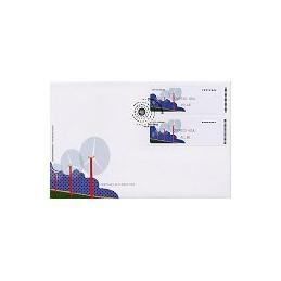 PORTUGAL (06). Energia eolica. C. AZUL. Crouzet/negro. SPD-serie