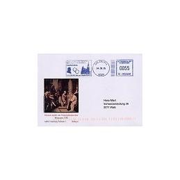 AUSTRIA (2005). MozartPHILA. Sobre (3)