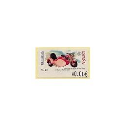 ESPAÑA. 87. Soriano Puma. 4E. ATM nuevo (0,01)