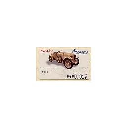ESPAÑA. 88. Amilcar. 6E. ATM nuevo (0,01)