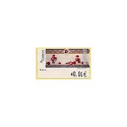 ESPAÑA. 115. J. Carrero. Tarjeta Postal. 4E. ATM nuevo (0,01)