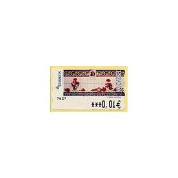 ESPAÑA. 115. J. Carrero. Tarjeta Postal. 6E. ATM nuevo (0,01)