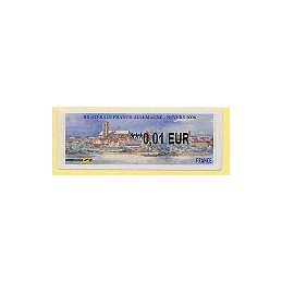 FRANCIA (2006). France - Allemagne. ATM nuevo
