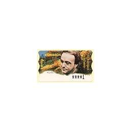 ESPAÑA. 21. Félix R. de la Fuente. PTS-5E. ATM nuevo (1 PTS)