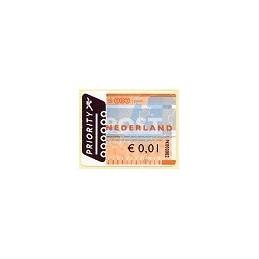 HOLANDA (2006). TNT post - PK000002 (1). ATM nuevo (Prio 0,01)