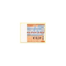HOLANDA (2006). TNT post - TNT00001. ATM nuevo (0,39)
