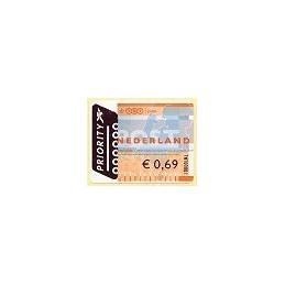 HOLANDA (2006). TNT post - TNT00002. ATM nuevo (Prio 0,69)