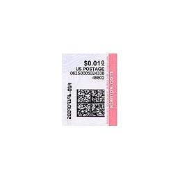 EEUU (2002). 1. stamps.com. Sello nuevo