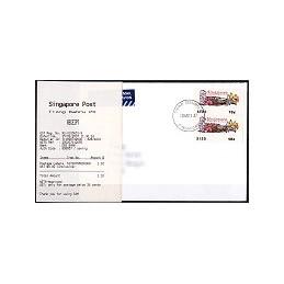 SINGAPUR (2003). Turismo (3.1). Sobre + rec.