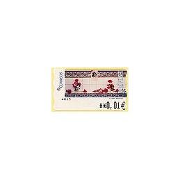 ESPAÑA. 115. J. Carrero. Tarjeta postal. 5E. ATM nuevo (0,01)