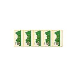 ANDORRA. Montañas verdes - 4. Etiqueta en blanco - tira