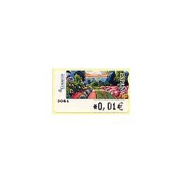 ESPAÑA. 125. Montilla: Mañana en el jardín. 4A. ATM nuevo (0,01)