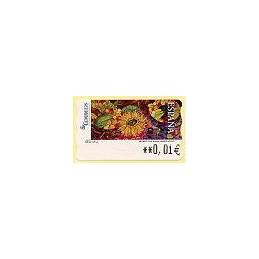 ESPAÑA. 119. Meléndez: Frutas & Girasol. 5E. ATM nuevo (0,01)