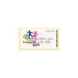 PORTUGAL (2007). Crianças. CA - Amiel Negro. ATM nuevo