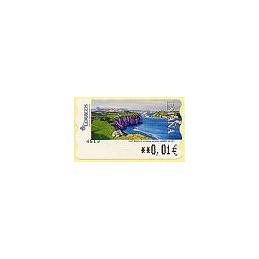 ESPAÑA. 123. Montilla: Ballenas de piedra. 5E. ATM nuevo (0,01)